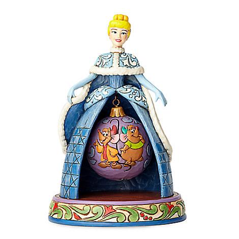Cinderella ''Tidings of Friendship'' Figure by Jim Shore