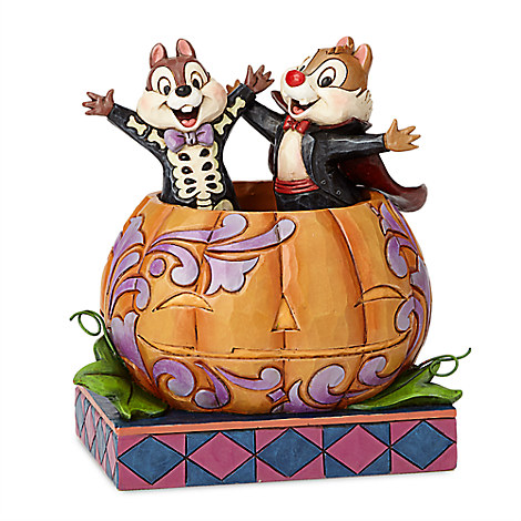 Chip 'n' Dale ''Tiny Tricksters'' Figurine by Jim Shore
