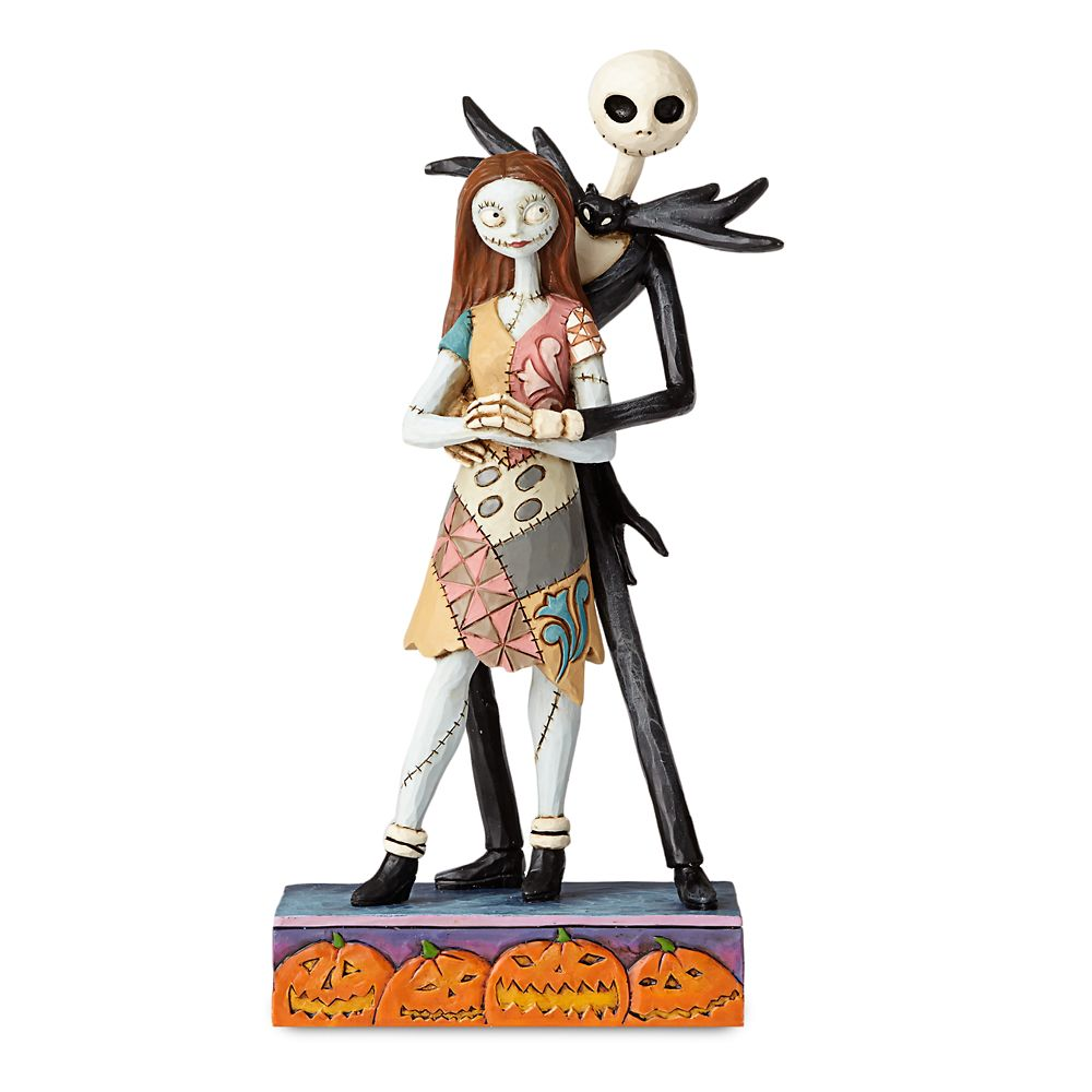 Jack Skellington and Sally ''Fated Romance'' Figurine by Jim Shore