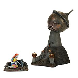 Dr. Finkelstein's Observatory - Tim Burton's The Nightmare Before Christmas Village by Dept. 56 6811101042137P