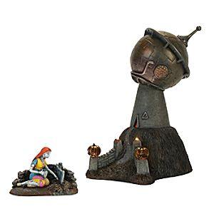 Dr. Finkelstein's Observatory - Tim Burton's The Nightmare Before Christmas Village by Dept. 56