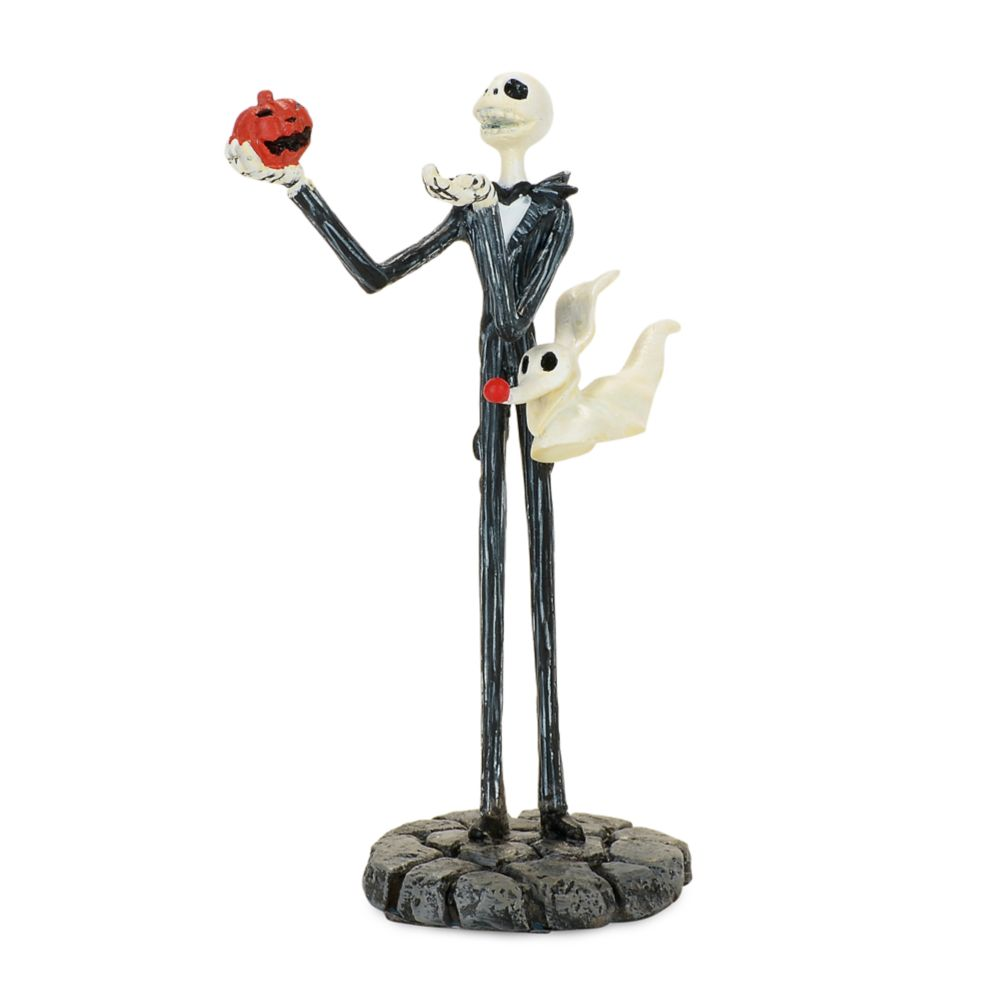 Jack Skellington's House – Tim Burton's The Nightmare Before Christmas Village by Dept. 56