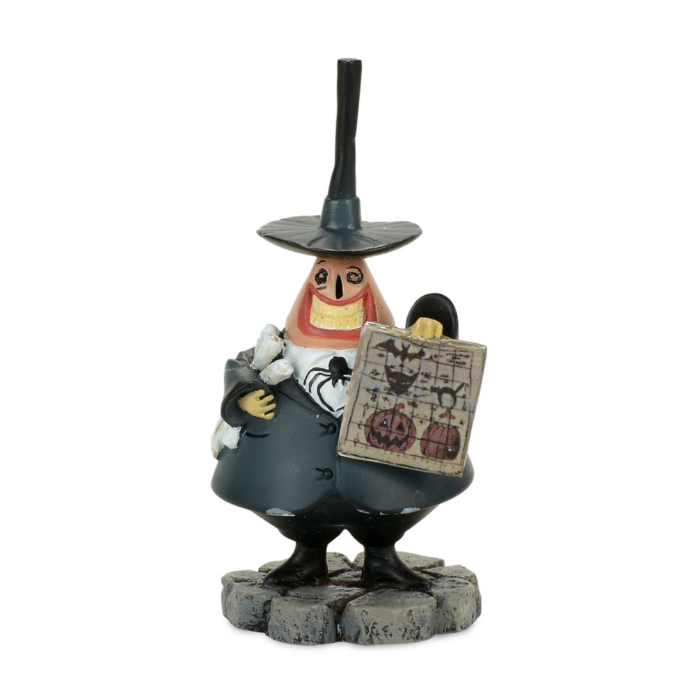 Halloween Town City Hall – Tim Burton's The Nightmare Before Christmas Village by Dept. 56