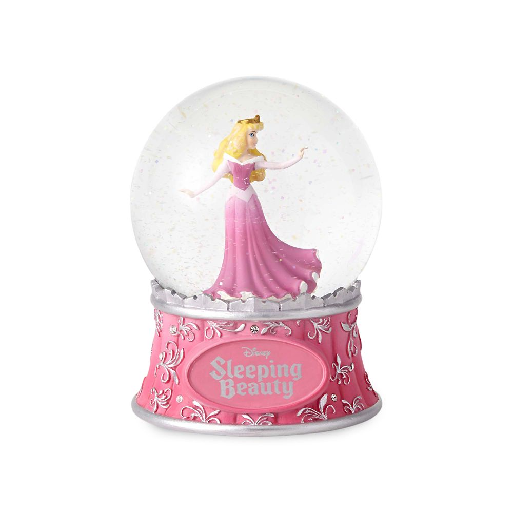 Aurora Couture De Force Water Globe by Enesco