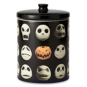 Jack Skellington Kitchen Canister