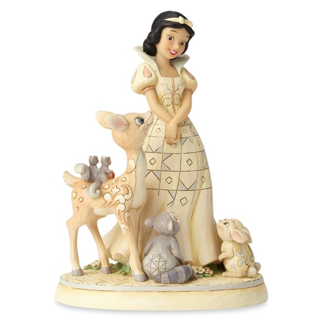 Snow White ''Forest Friends'' Figure by Jim Shore