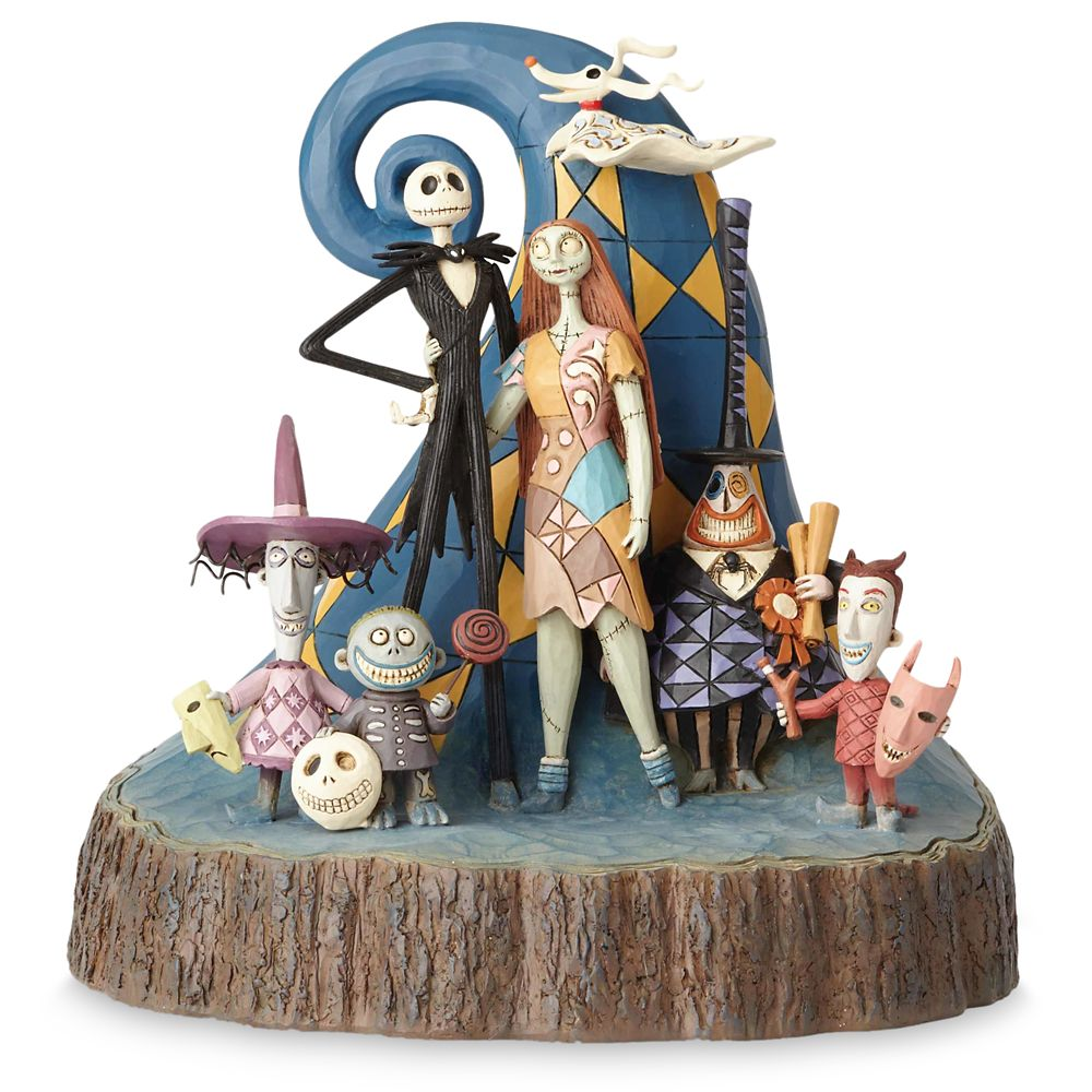 Tim Burton's The Nightmare Before Christmas 25th Anniversary Figure by Jim Shore