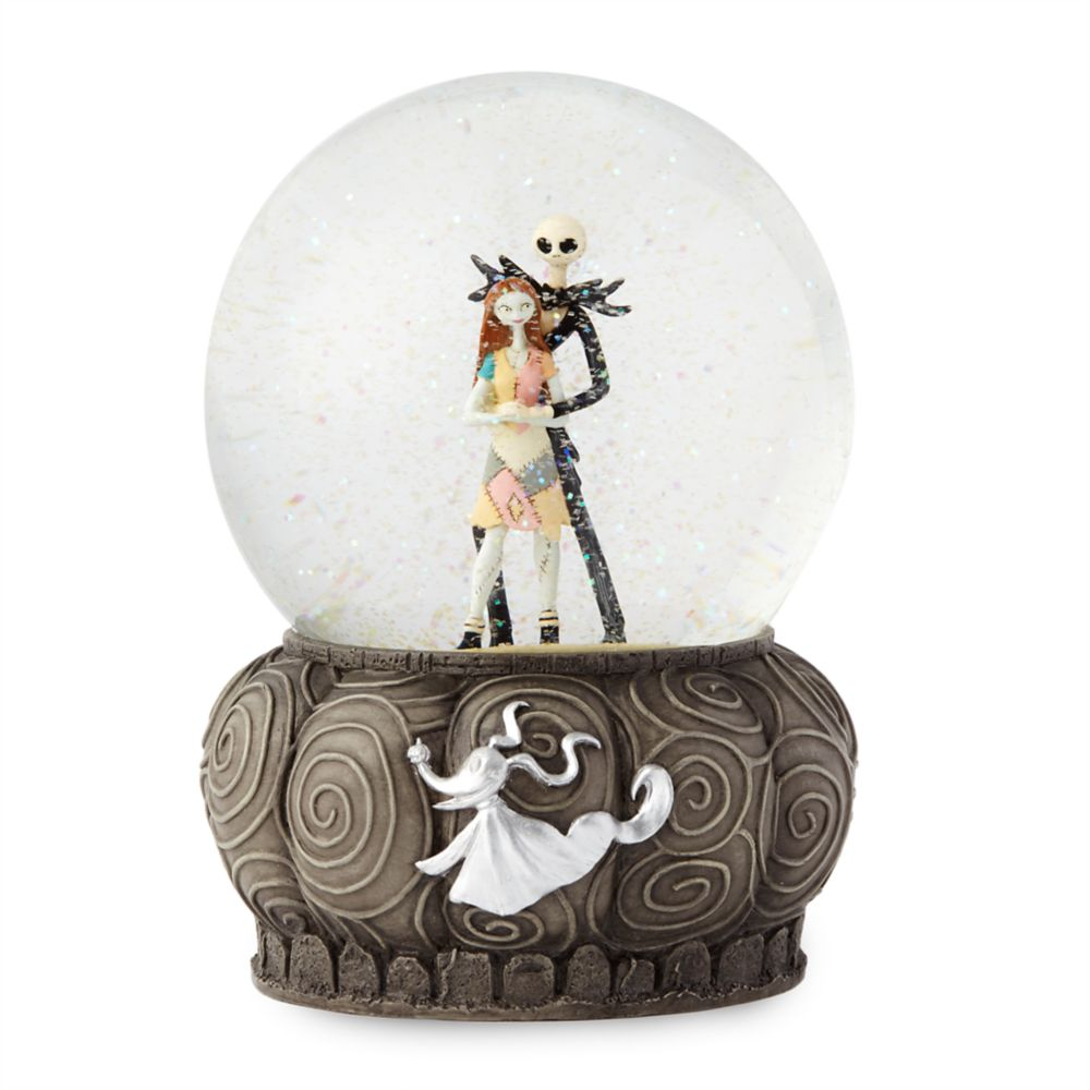 Jack and Sally Couture de Force Snowglobe by Enesco – Nightmare Before Christmas