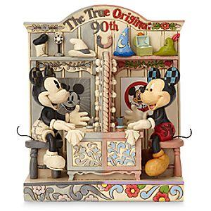 Mickey Mouse ''The True Original'' 90th Anniversary Figurine by Jim Shore