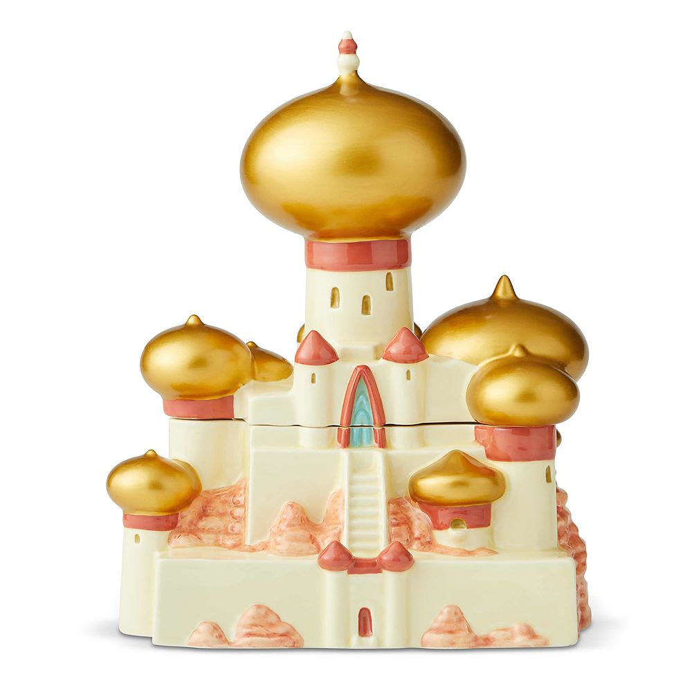 Sultan's Palace Cookie Jar – Aladdin