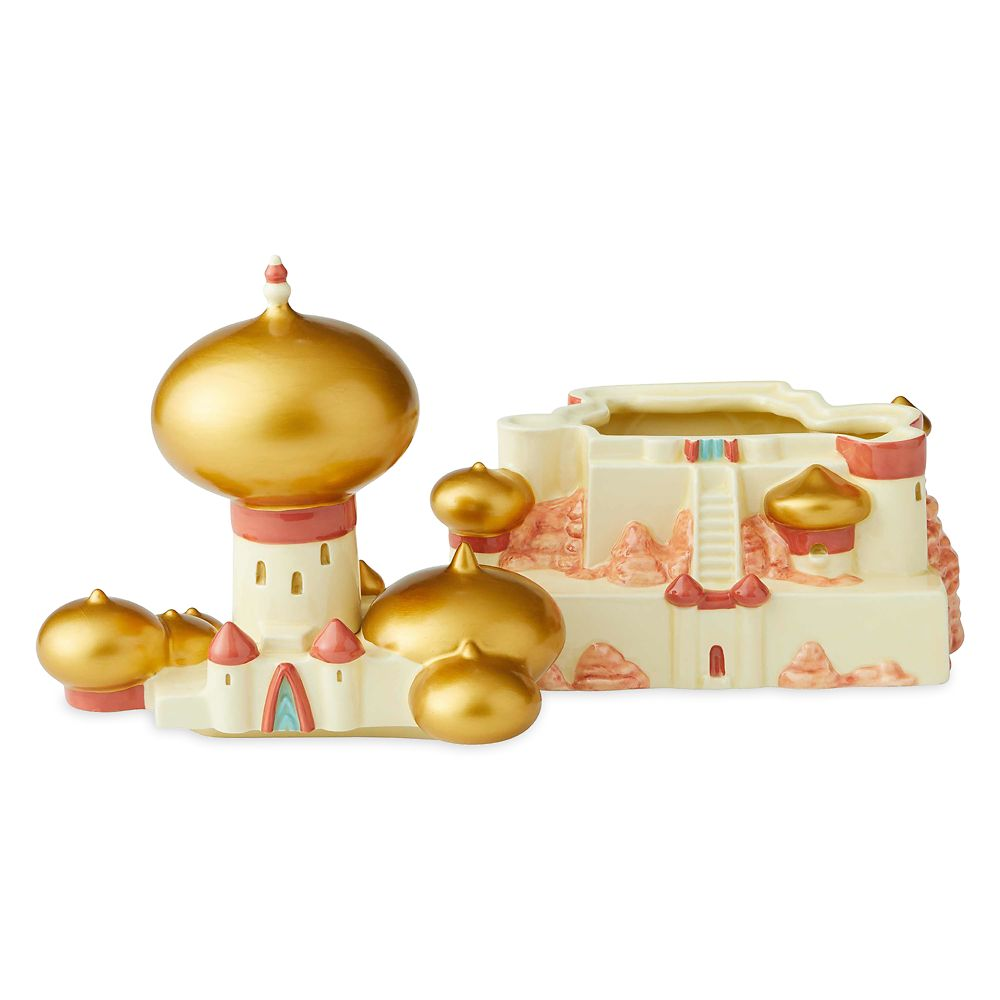 Sultan's Palace Cookie Jar – Aladdin