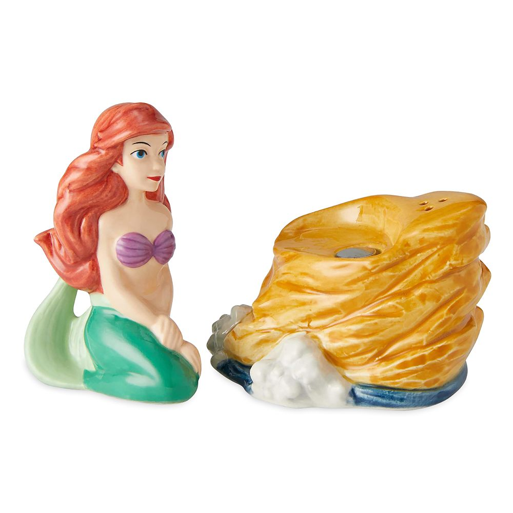 Ariel Salt and Pepper Set