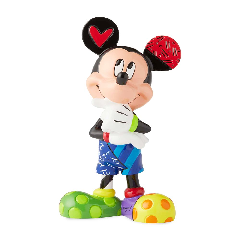 Mickey Mouse Figure by Britto  6'' H Official shopDisney
