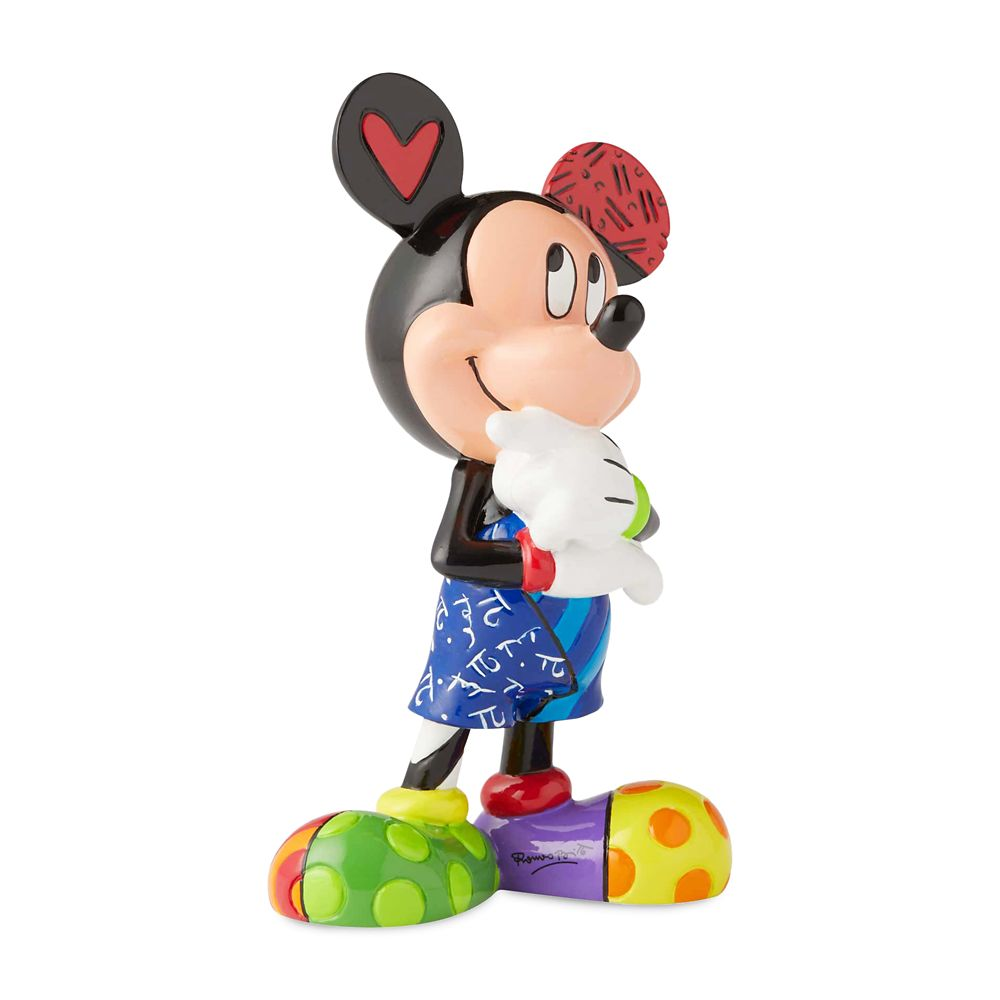 Mickey Mouse Figure by Britto – 6'' H