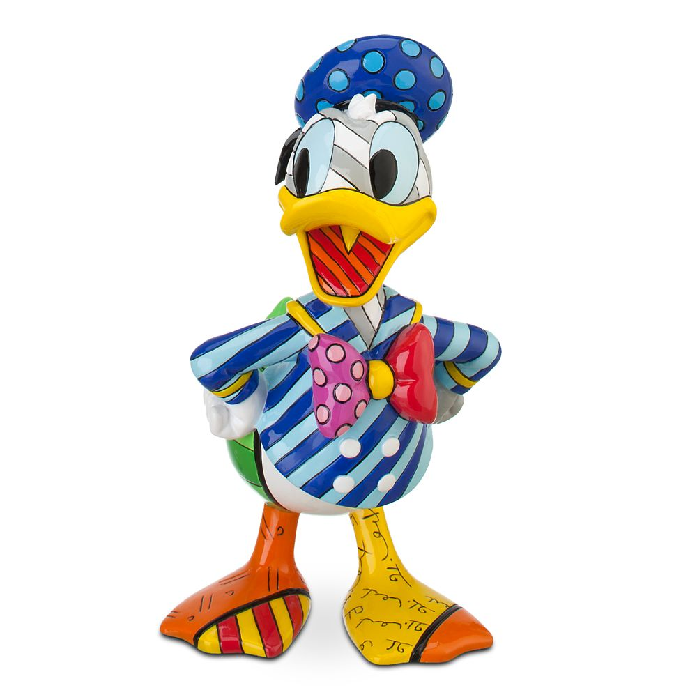 Donald Duck Figurine by Britto – 7 1/4'' H