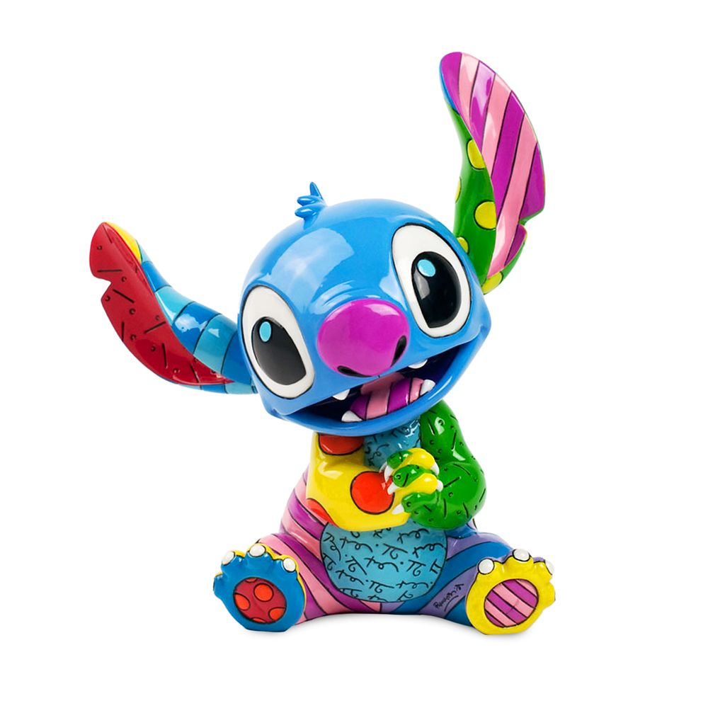 Stitch Figure by Britto  7 1/2'' H Official shopDisney