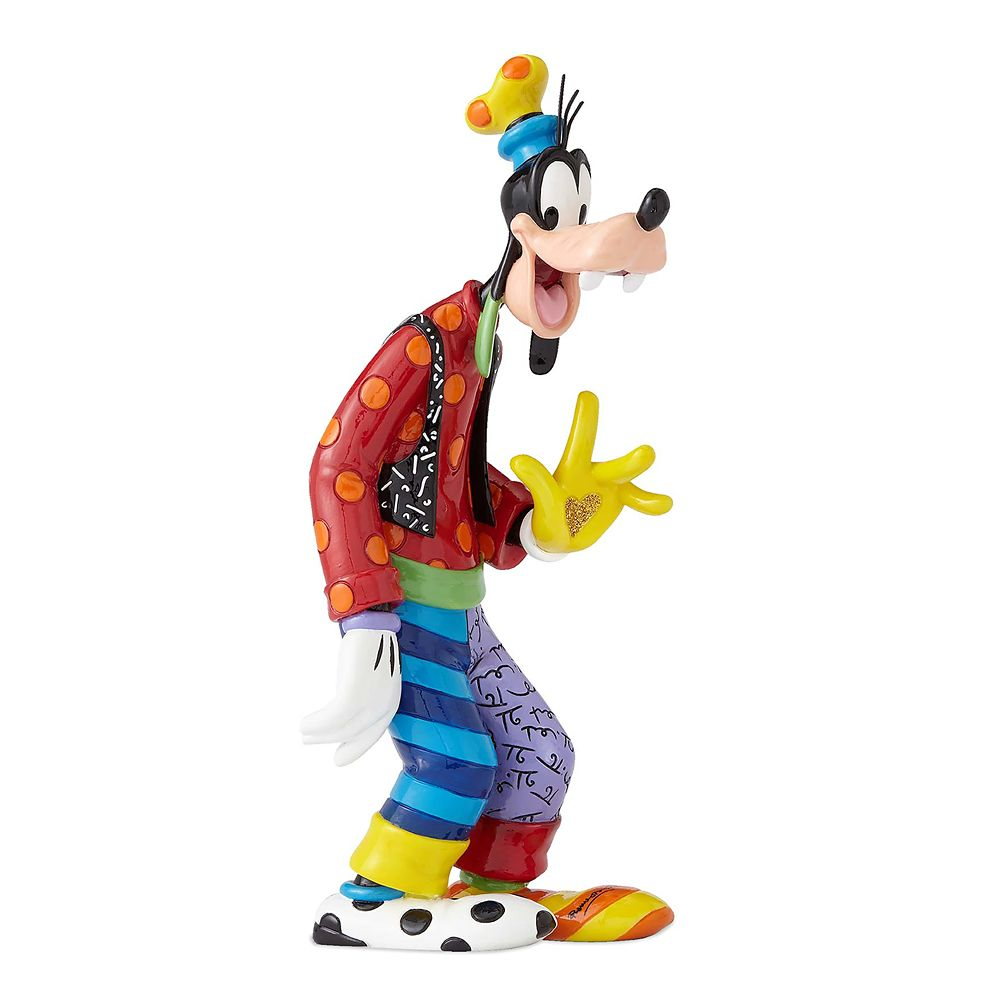 Goofy Figure by Britto – 10'' H