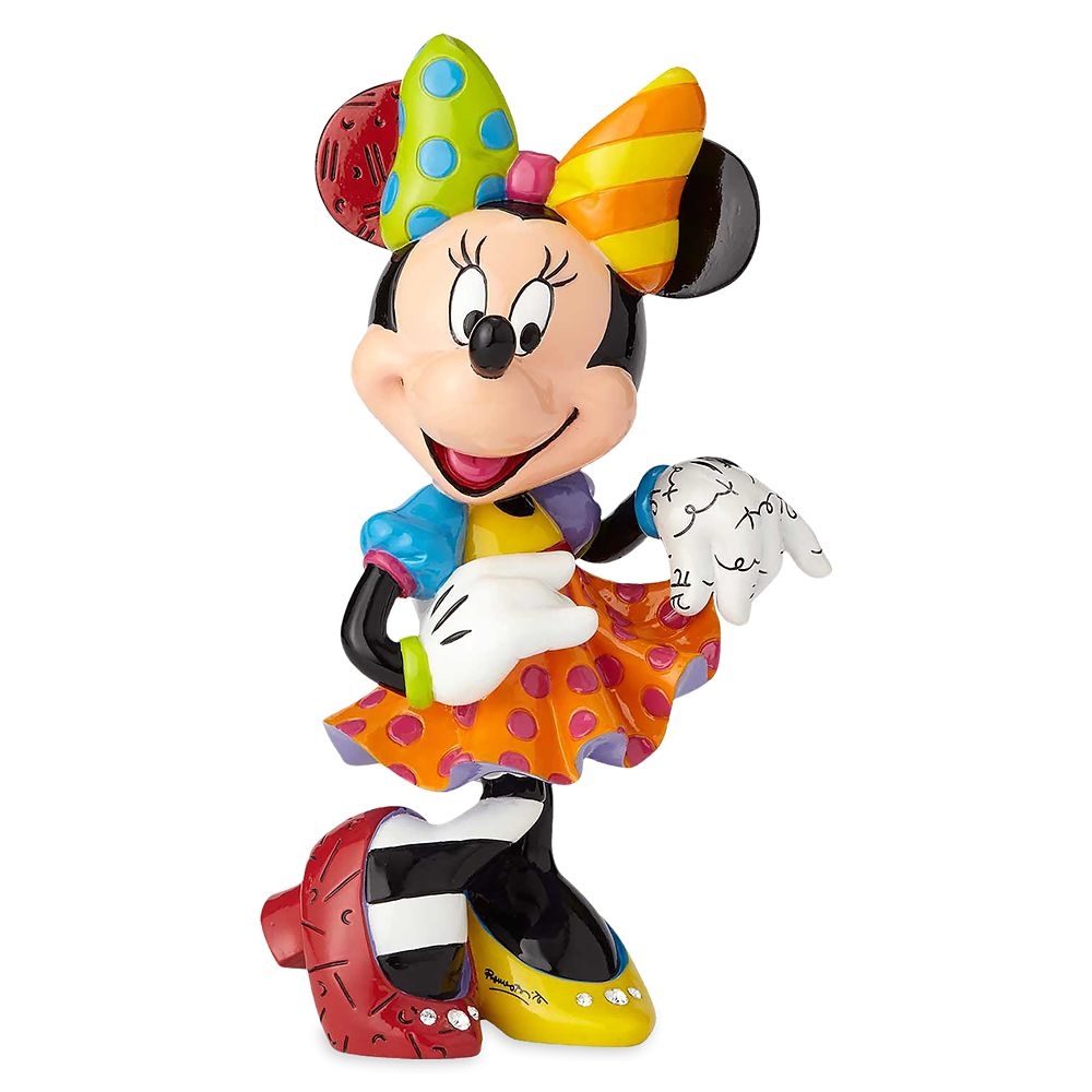 Minnie Mouse Bling Figure by Britto  10 1/4'' H Official shopDisney