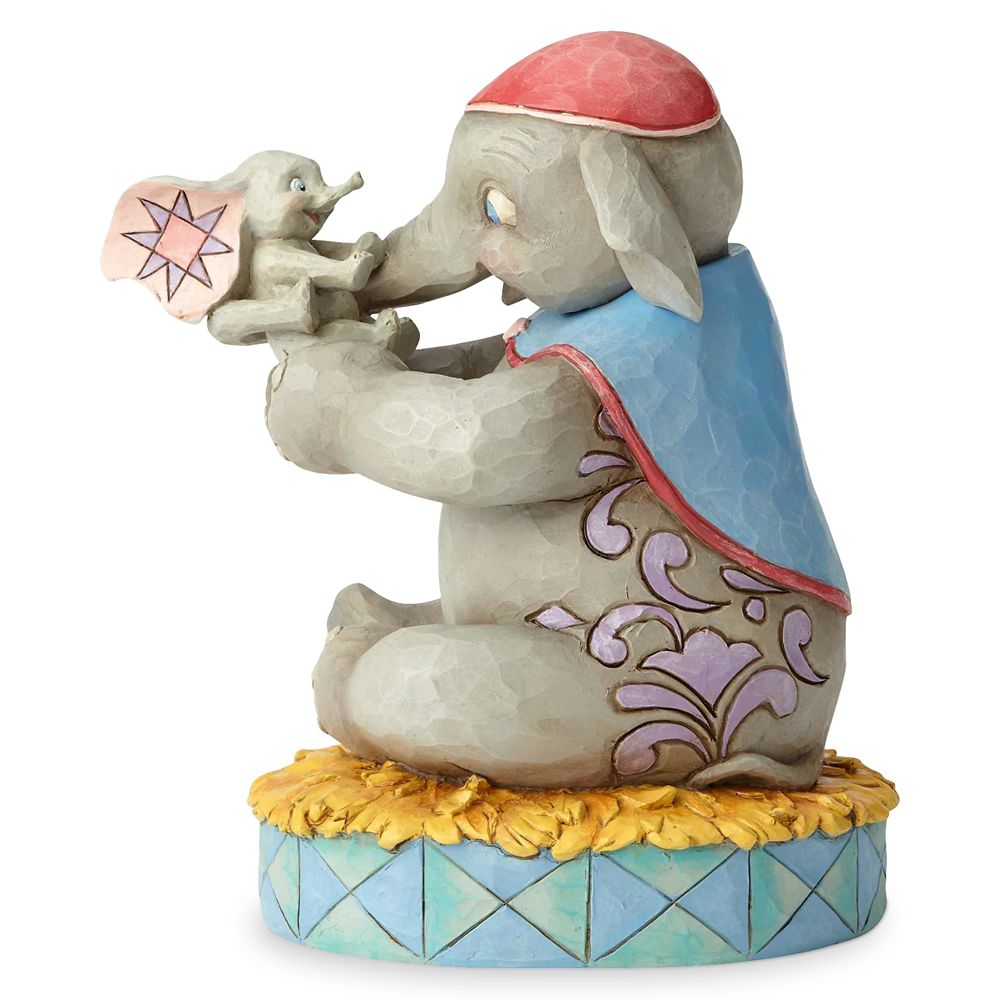 Dumbo and Mrs. Jumbo ''A Mother's Unconditional Love'' Figure by Jim Shore Official shopDisney