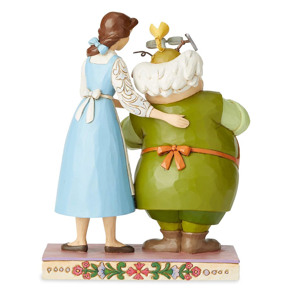 Belle and Maurice Figure by Jim Shore – Beauty and the Beast