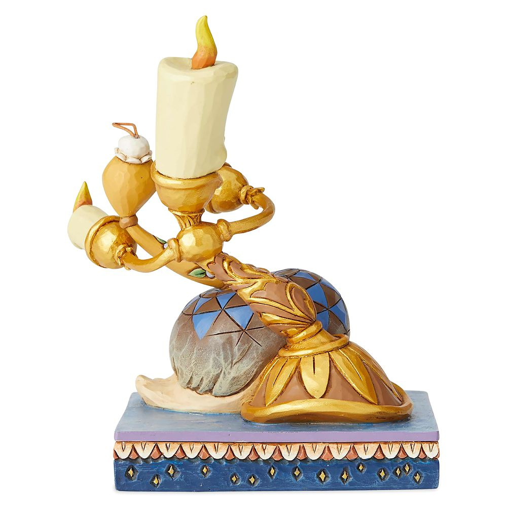 Lumière and Fifi Figure by Jim Shore – Beauty and the Beast
