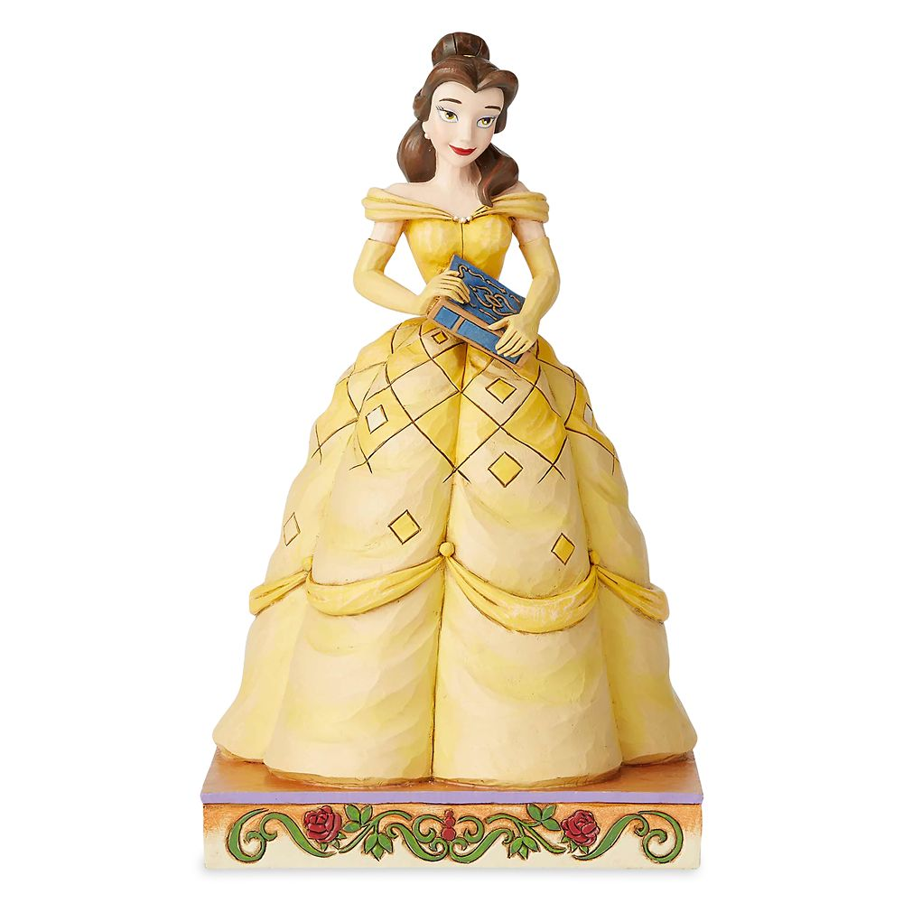 Belle ''Book-Smart Beauty'' Figure by Jim Shore
