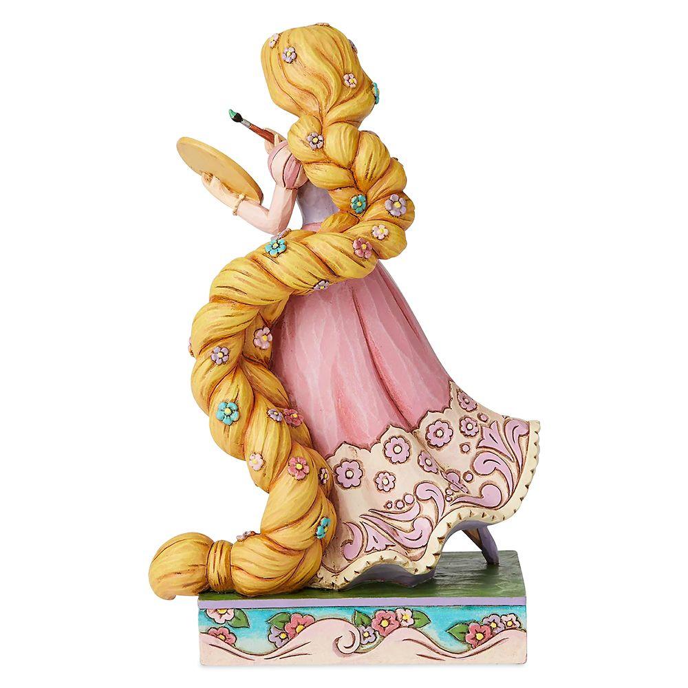 Rapunzel ''Adventurous Artist'' Figure by Jim Shore