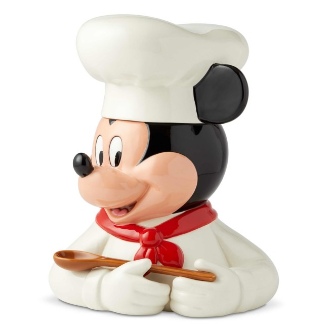Mickey Mouse Chef Cookie Jar