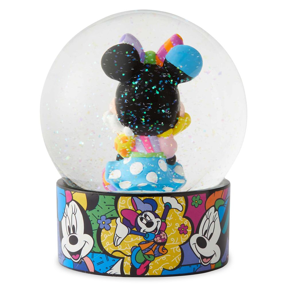 Minnie Mouse Water Globe by Britto