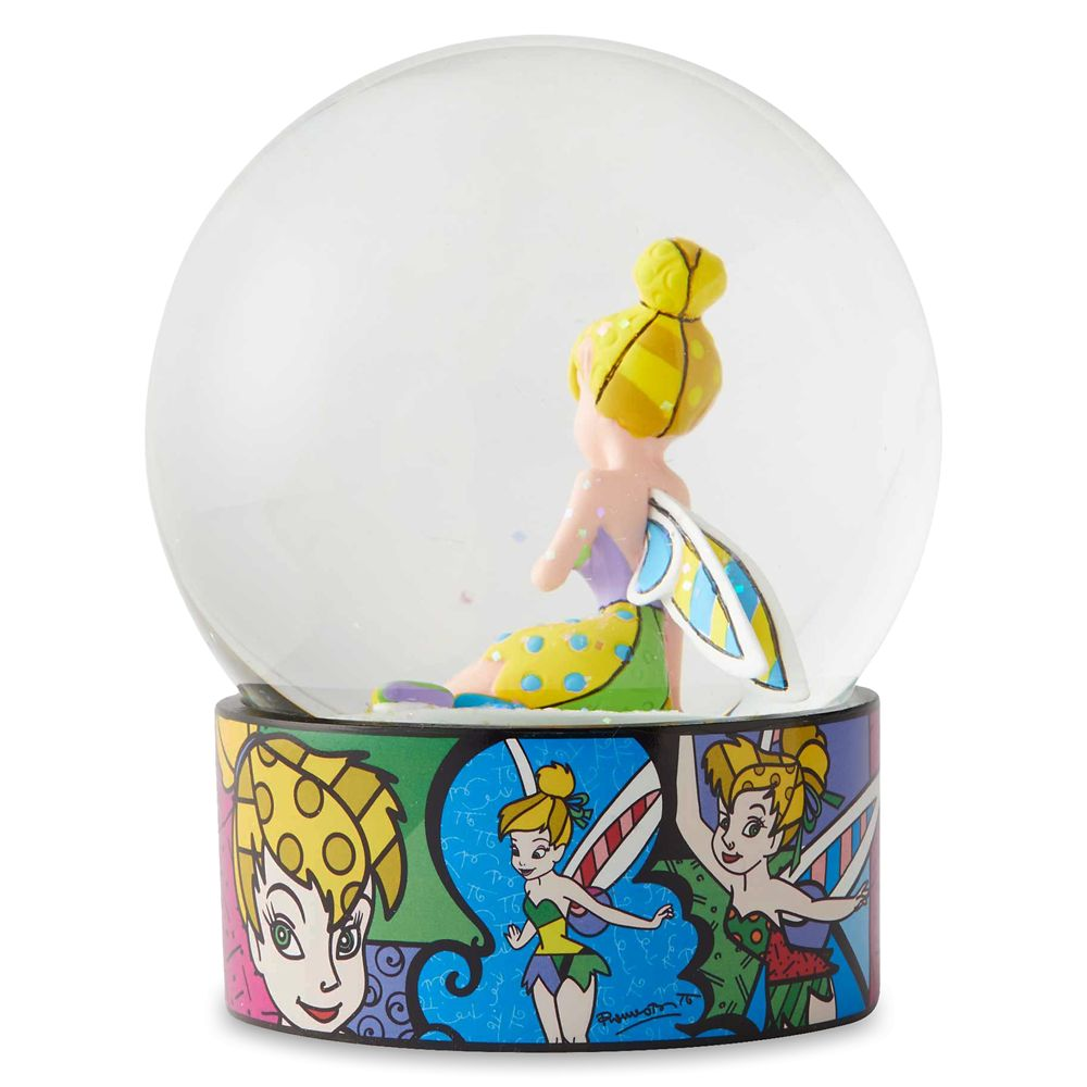 Tinker Bell Water Globe by Britto