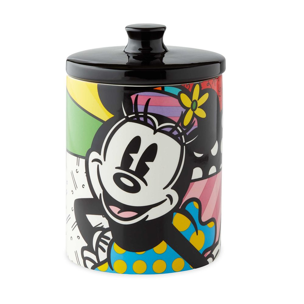 Minnie Mouse Canister by Britto