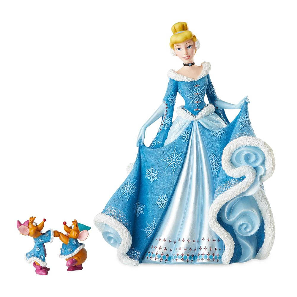 Cinderella Holiday Couture de Force Figurine by Enesco