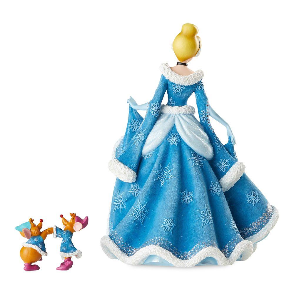 Cinderella Holiday Couture de Force Figurine by Enesco