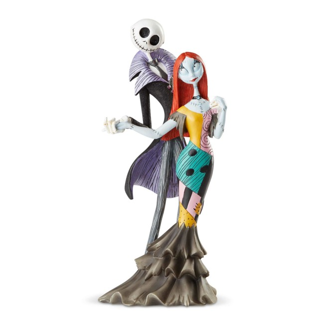 Jack Skellington and Sally Couture de Force Figurine by Enesco