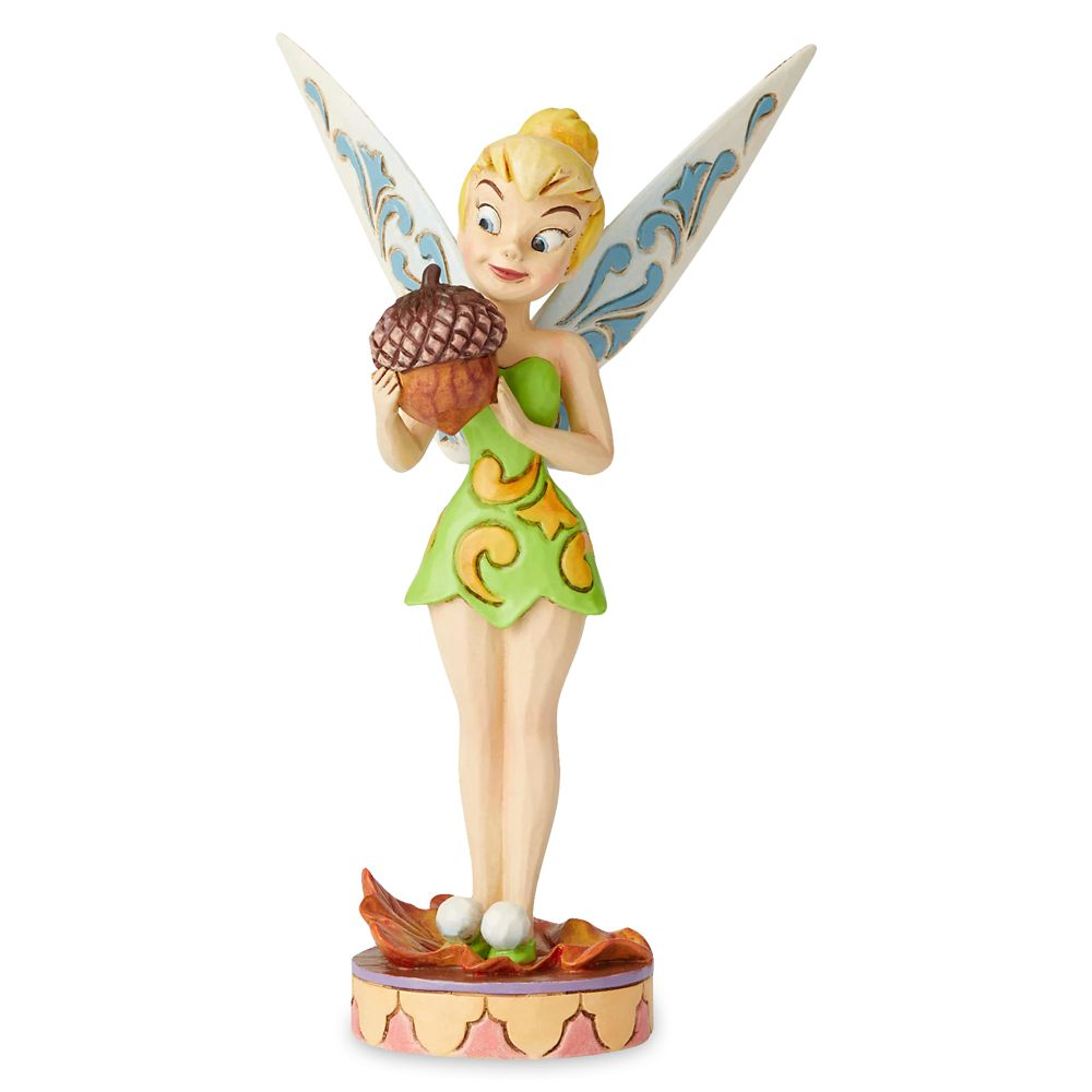 Tinker Bell ''Nuts for Fall'' Figure by Jim Shore