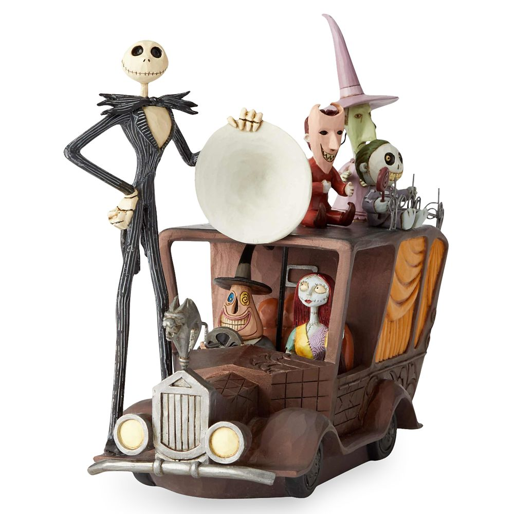 Jack Skellington and Friends ''Terror Triumphant'' Figure by Jim Shore