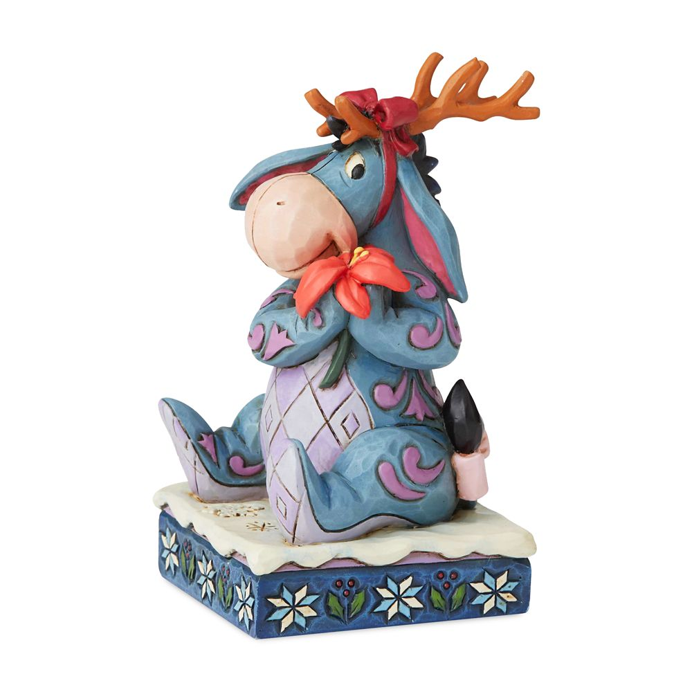 Eeyore ''Christmas Personality'' Figure by Jim Shore