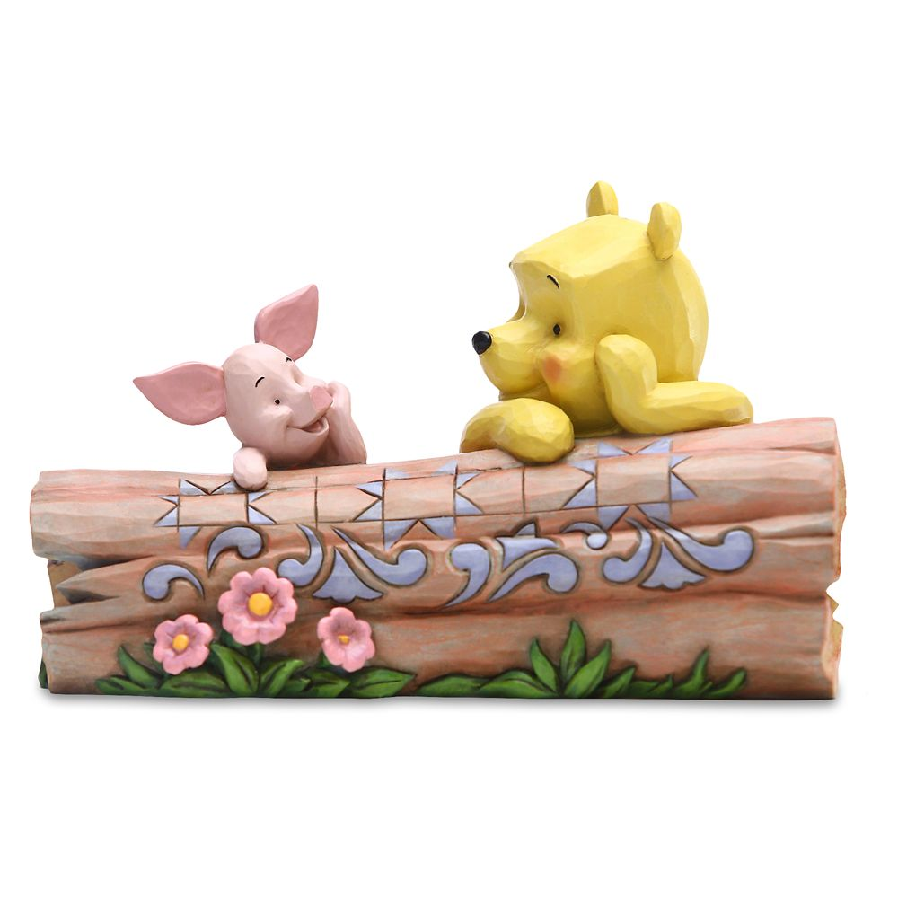 Winnie the Pooh ''Truncated Conversation'' Figurine by Jim Shore