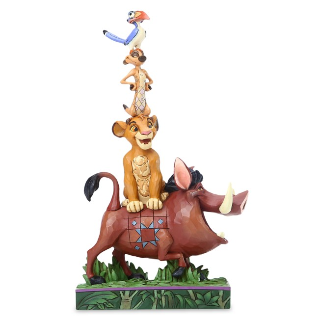 Simba and Friends ''Balance of Nature'' Figure by Jim Shore – The Lion King
