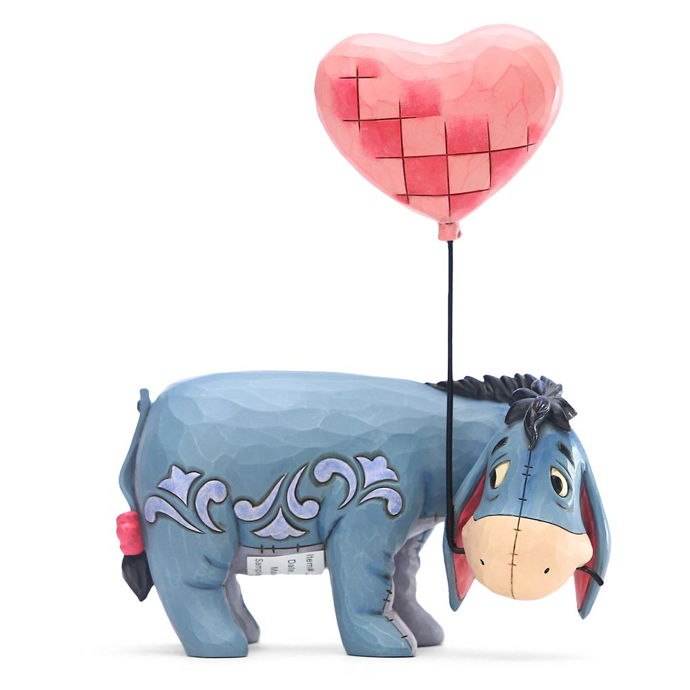 Eeyore ''Love Floats'' Figure by Jim Shore – Winnie the Pooh
