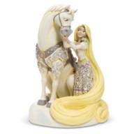 Rapunzel ''Innocent Ingenue'' White Woodland Figure by Jim Shore – Tangled