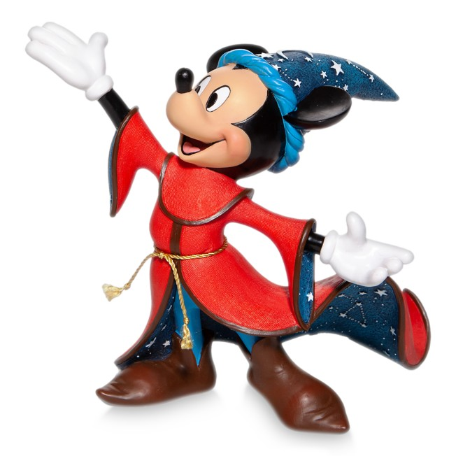 Sorcerer Mickey Mouse Couture de Force Figure – Fantasia 80th Anniversary