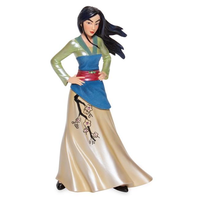 Mulan Couture de Force Figurine by Enesco