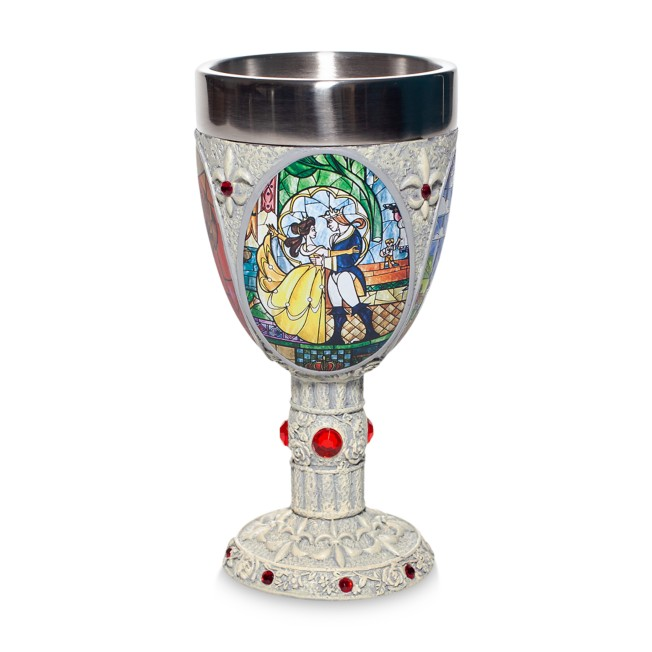 Beauty and the Beast Goblet