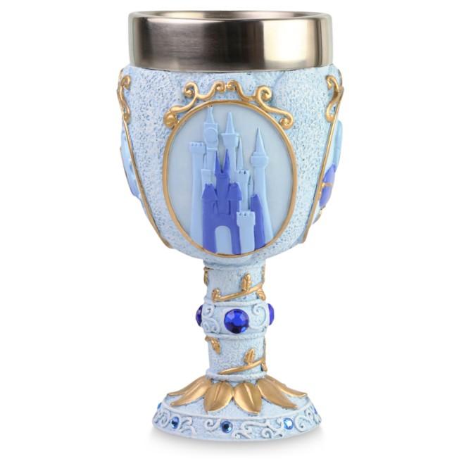 Cinderella 70th Anniversary Goblet