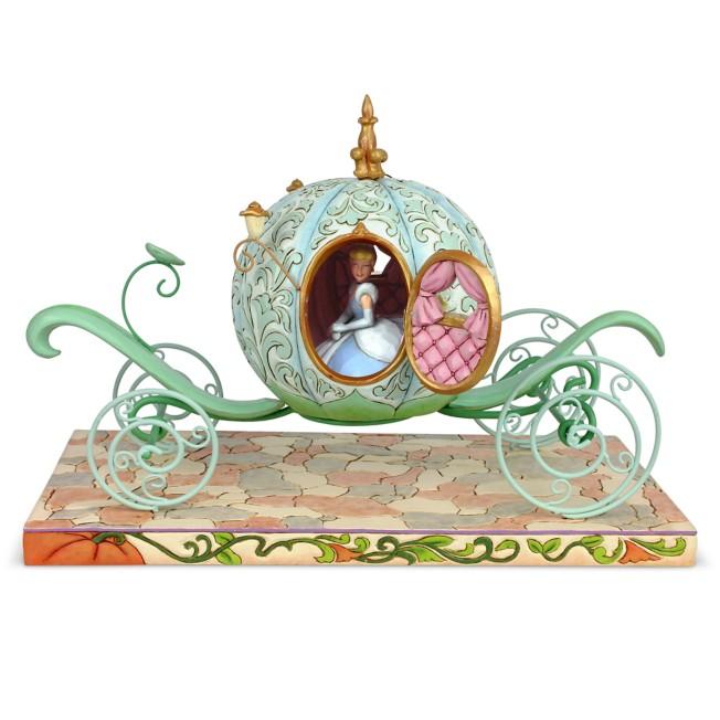 Cinderella Pumpkin Coach Light-Up Figure by Jim Shore