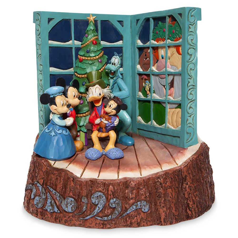 Mickey's Christmas Carol Figure by Jim Shore