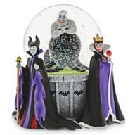 Disney Villains Light-Up Water Globe