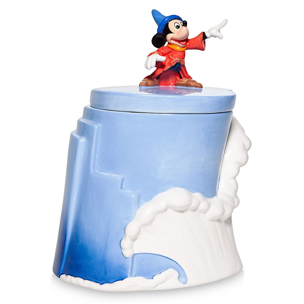 Sorcerer Mickey Mouse Cookie Jar – Fantasia