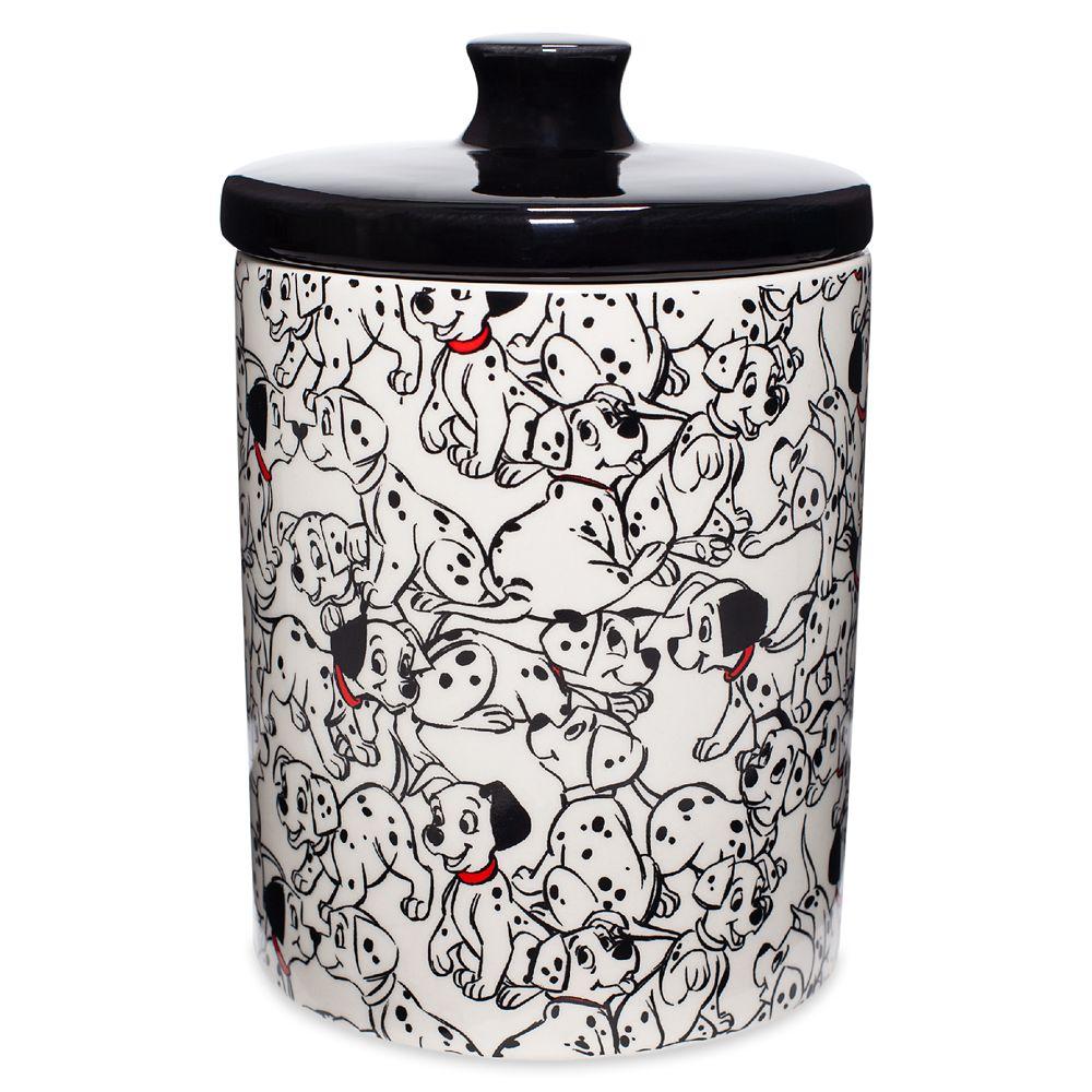 101 Dalmatians Ceramic Canister Official shopDisney